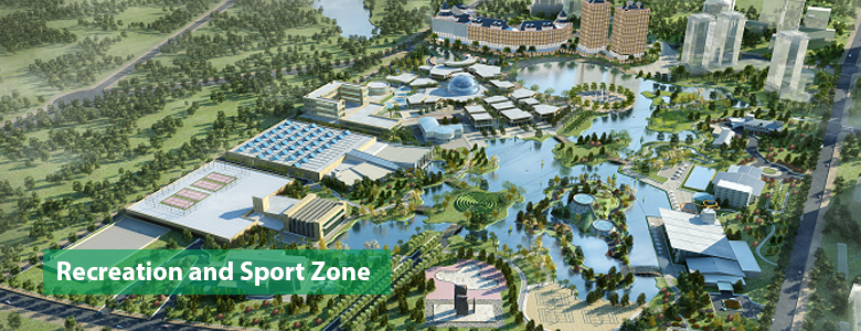 Recreation And Sport Zone