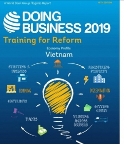 VN ranked 69th in Doing Business 2019